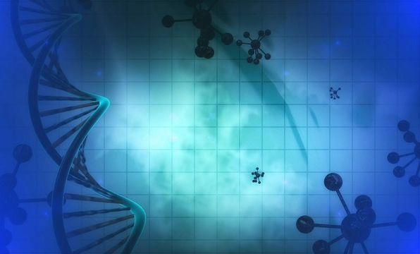 geny a glejak pnia mózgu