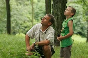 test ojcostwa oparty na mikrośladach