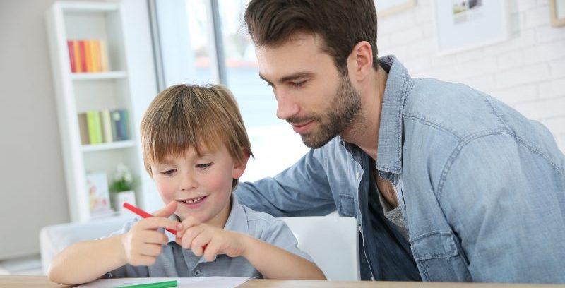 moje dziecko nie jest do mnie podobne, syn nie jest podobny do ojca