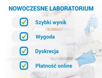 Nowoczesne laboratorium
